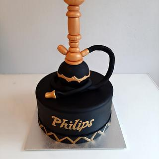 🤗 - Cake by Azra Cakes