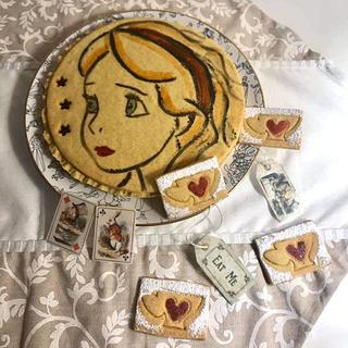 Alice in Wonderland....Pie  - Cake by CupClod Cake Design