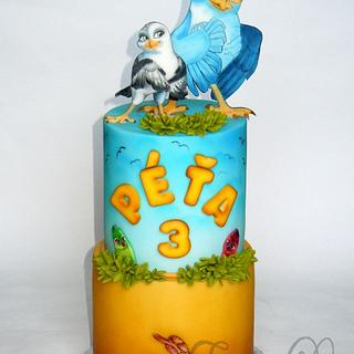Zambezia - Cake by Derika