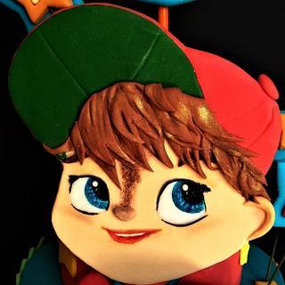 2D Alvin