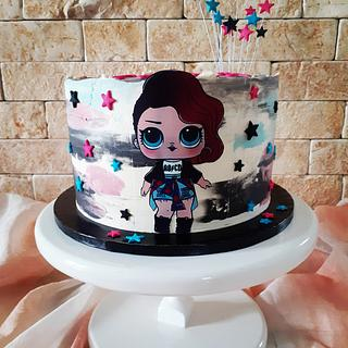 Smbc LOL cake - Cake by Cakes_bytea
