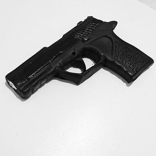 Edible gun Fortnite
