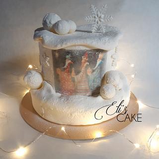 Epiphany Cake - Cake by Elisabetta Pepe