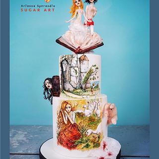 La Piccola Guardiana di Oche - Cake by Arianna Sugar Art