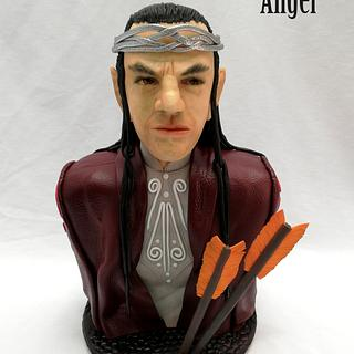 "ELROND ""The Lord of the Rings"""