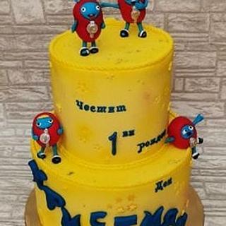 ZellyGo cake