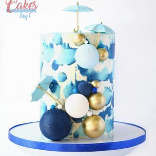 Sprinkle Cake - Cake by Teresa Davidson