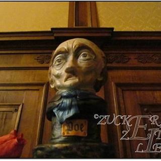 Edgar Allan Poe and the tell tale heart - Cake by Zucker, Zeit und Liebe