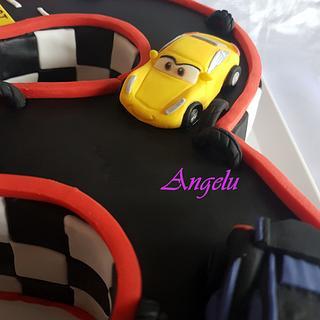 Cars 3 - Cake by Angelu