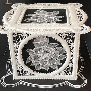 Panel cake
