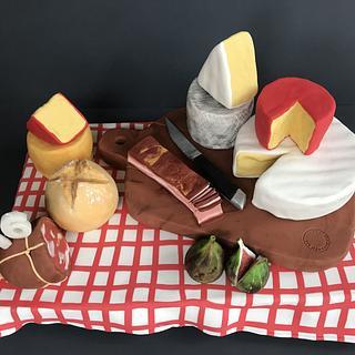 Platter Cake