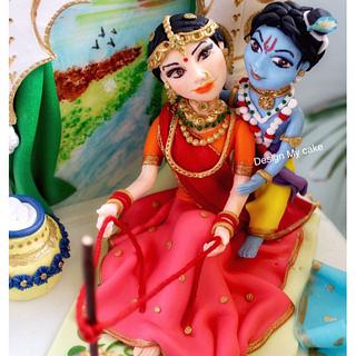 Krishna n Yashodha Maa