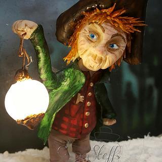 Goblin Harry  - Cake by Steffs Backstube Stefanie Hauk