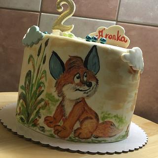 Birthday cake - Cake by RitArtCakes