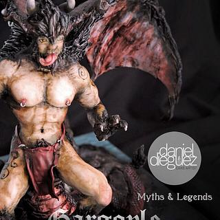 """Gargoyle"" for ""Myths and Legends"" Collaboration."