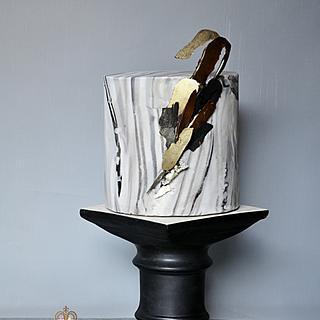 Texture - Cake by Sumaiya Omar - The Cake Duchess