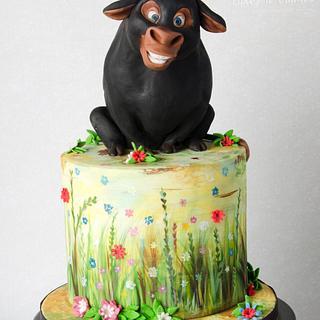 Ferdinand the Flower Bull...