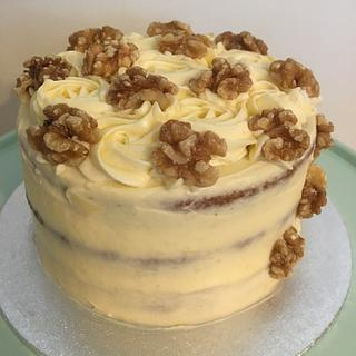 Simple yummie carrot cake