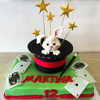 Happy birthday Martina!
