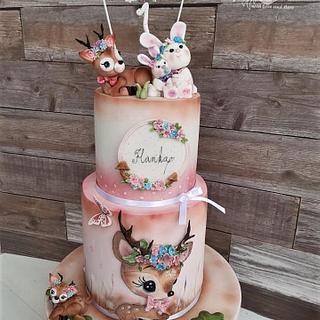 Deer Cake :-)