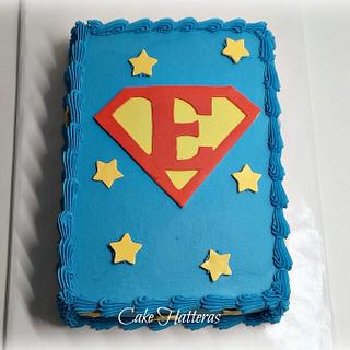 Super Easton - Cake by Donna Tokazowski- Cake Hatteras, Hatteras N.C.