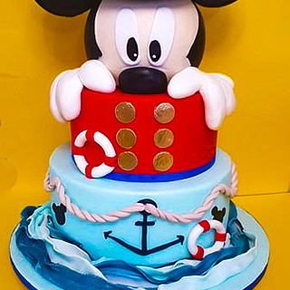 Mickey mousse