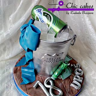 Beer cake - Cake by Radmila