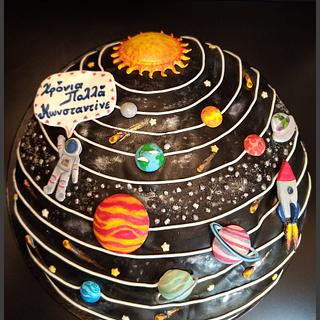 Wishes from Out of Space - Cake by My Sweet World_Elena