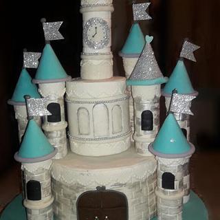 Snow White Castle Cake - Cake by Cakeville