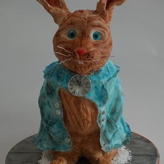 Bunny - Cake by Birgit