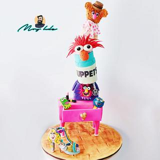 Towercake Muppets
