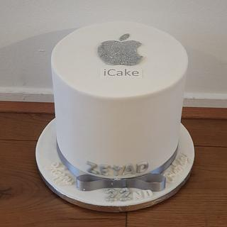 Apple cake  - Cake by Cake Rotterdam