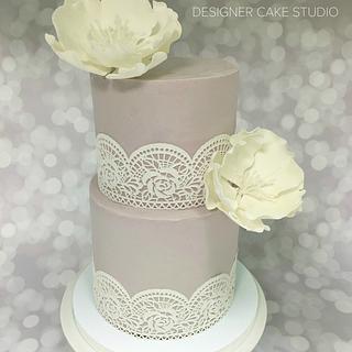 Lavender + Lace
