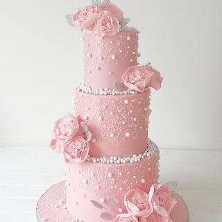 Love  - Cake by Zaafirah Adams  - Zee's Cake Corner