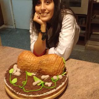 Penaut Cake