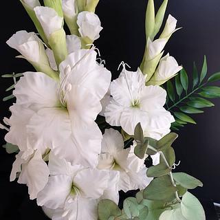 Glayöl flower