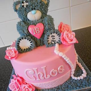 Pretty Me to You cake - Cake by nicolascakes
