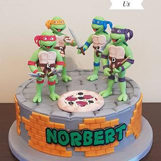 Birthday cake - Cake by Gabriela Doroghy