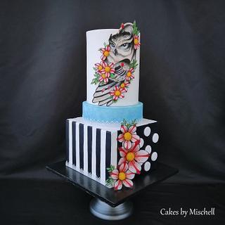 Inked Sugar Art Collaboration