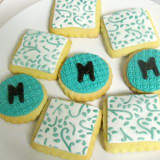 Bar Mitzvah Cookies