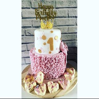 A cake from Nanny  - Cake by Ashlei Samuels