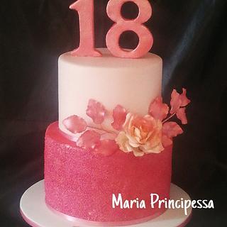 Torta 18 anni  - Cake by Maria principessa