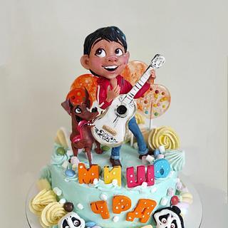 Coco - Cake by Tanya Shengarova