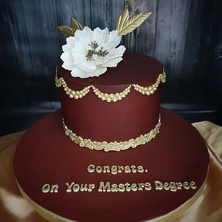 Royal Cake  - Cake by Sara_Elbehiery