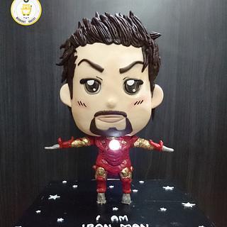 Iron Man Chibi
