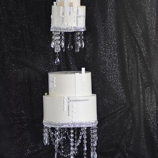 Floating Cake - Cake by Deva Williamson