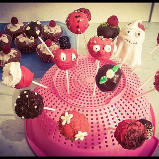 Cake pop collection - Cake by Romina