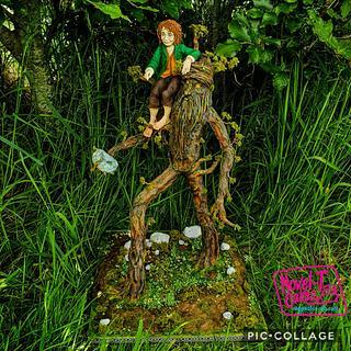 Treebeard - British Fantasy collaboration