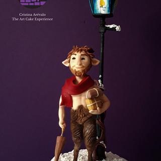 Mr Tumnus - British Fantasy Collaboration