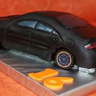 Cake Mercedes